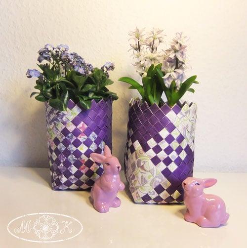 Flechtkoerbchen-lila