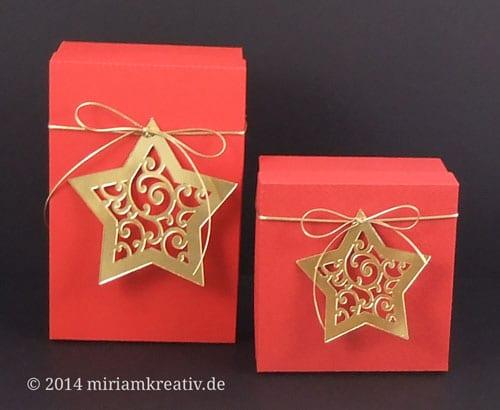 Sternanh nger star ornament - Dekokette fenster ...