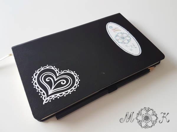 Herz-Mini-Doodle - miriamkreativ